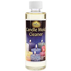 Yaley 110280 Candle Mold Cleaner Bottle, 8-Ounce
