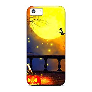 For VEwxfIS8952RtYbH Witches' Night Protective Case Cover Skin/iphone 5c Case Cover