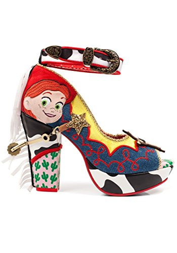 Toy Story Rootinest Tootinest Cowgirl Jesse Heels Size