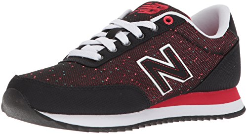 New Balance Women's 501v1 Sneaker, Black/Cerise