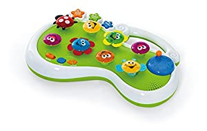 Kidoozie Musical Blooming Garden with Flashing Lights and Melodies