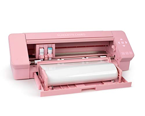 Silhouette America SILH-CAMEO-4-PNK-4T, Cameo 4, Pink Edition
