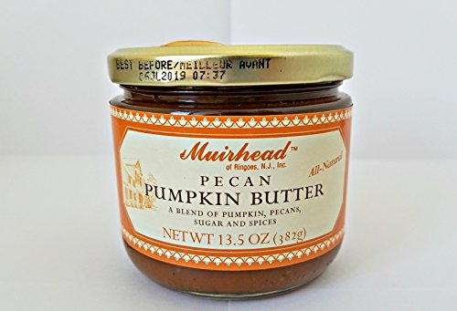 Williams Sonoma Muirhead Pecan Pumpkin Butter (13.5 oz) (ONE JAR)