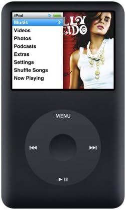 80 GB REFURBISHED Apple iPod Classic 6th Generation Silver i Pod MP 3 80GB