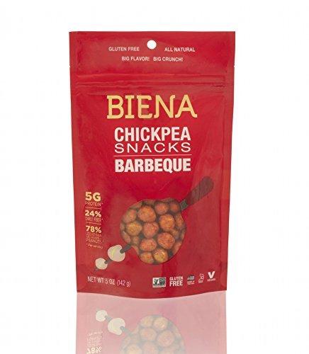 bbq chickpeas - 1