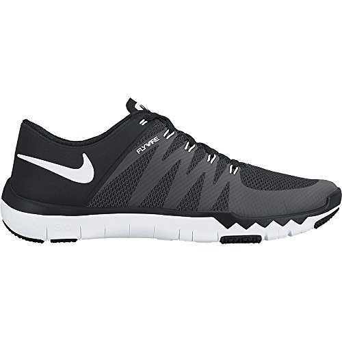 - Nike Men's Free Trainer 5.0 V6 Training Shoe Black/Dark Grey/Volt/White Size 15 M US
