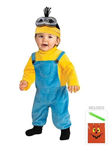 BirthdayExpress Minions Kevin Toddler Costume Halloween ()