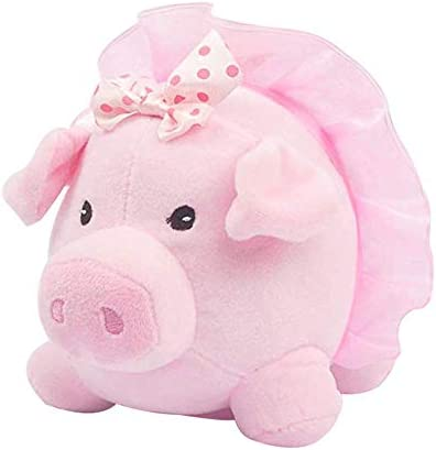 Ballerina Piggy Bank Sound Pink product image