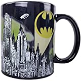 Batman Skyline Color Changing Mug - Loot Crate Exclusive