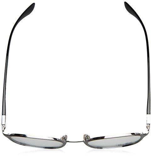 Ray Ban Optical Montures de lunettes RX6357 Black, 48mm Noir (Negro)