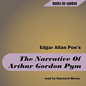 The Narrative Of Arthur Gordon Pym Audiobook