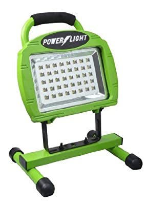 Designers Edge L1324 Eco-Zone 40-LED High Intensity Portable Work Light with 3-Feet Cord by Designers Edge