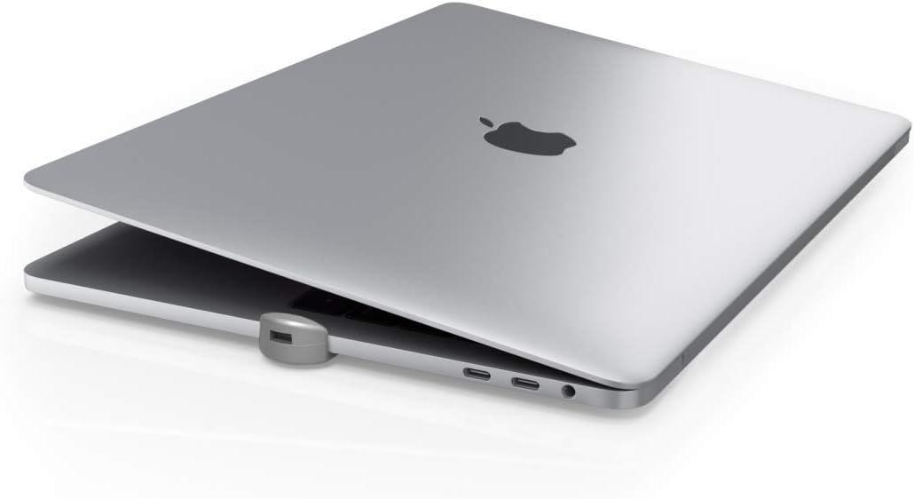 Adapter for MacBook Pro 16 MBPR16LDG01 Compulocks Maclocks Ledge Security Lock Slot Adapter for MacBook Pro 16
