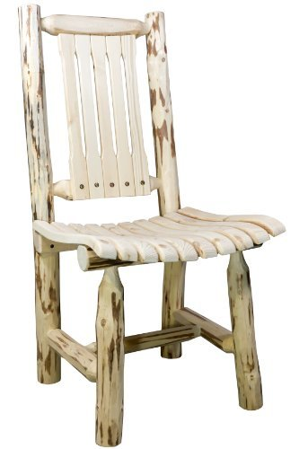 Montana Woodworks Montana Collection Outdoor Patio Chair, Ready to Finish Review