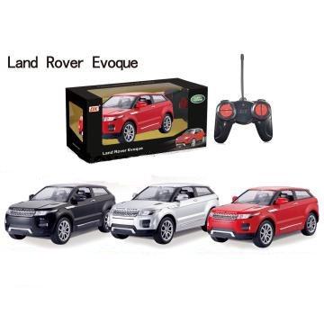 Amazon Com 1 24 Land Rover Evoque Radio Remote Control Car Rc W