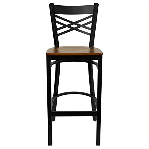 Black Cherry Bar Stools - 3