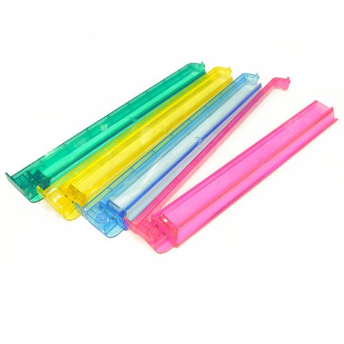 Acrylic Transparent Rack - Acrylic Mahjong Mah Jongg Rack and Pusher Combo - Multi - Color - Set of 4