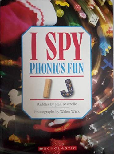 I Spy Phonics Fun: I J (I Spy Phonics Fun)