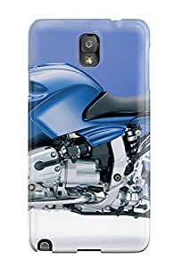6087367K68884786 Awesome Case Cover Compatible With Galaxy Note 3 - Bmw Motorcycle