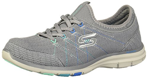 B m Talk 9 Slip Donne witty Su Grey Uniti Stati Active Galaxies Skechers Bnq8z8