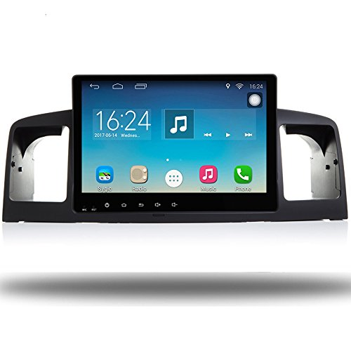 Android 6.0 Quad Core Car DVD Player Video Radio for Toyota Corolla E120 2003-2006 GPS 2 Din Navigation BYD F3 Wifi Mirror Link Multimedia Navi (Display E120)