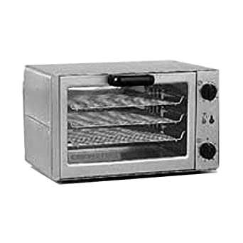 Equipex Sirocco Quarter Size Countertop Convection Oven – 1PH, 22 x 18 1 2 x 13 inch — 1 each.
