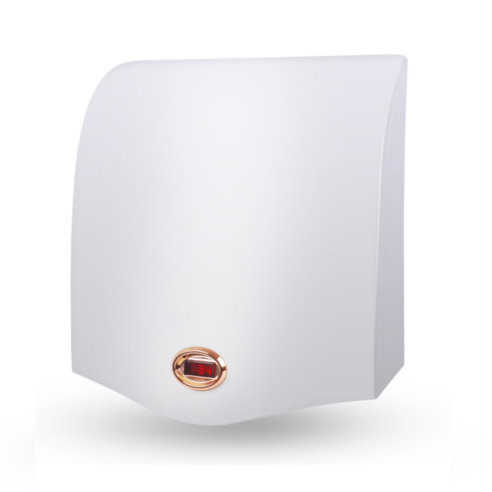 GX&XD Automatic hand dryer,Commercial hand dryer Durable Premiumquality Automatic sensor Low energy-A