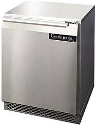 Continental Designer Work Top Refrigerator 67 UC27