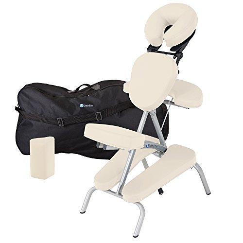 EarthLite Vortex Portable Massage Chair Package - Portabl...