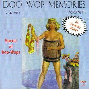 Doo Wop Memories Presents Barrel of Doo-Wops (Volume 1) (Collection Meadowlark)