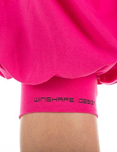 Winshape WBE3 Pantalon d'entraînement 3/4 pour femme S Rose - rose bonbon