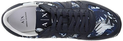 Exchange Men Armani Exotic Retro Exotic Fashion Jungle Sneaker Print White Running 1S554qwdp