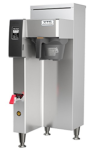 FETCO CBS-2151XTS Brewer, Stainless Steel, 1.5 gal; Touchscreen ()