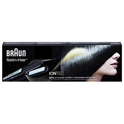 braun satin hair 7 es2 haarglà tter glà tteisen mit iontec