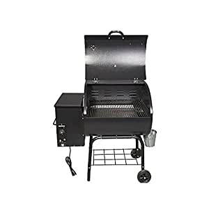 Camp Chef SmokePro SE Pellet Grill, Black