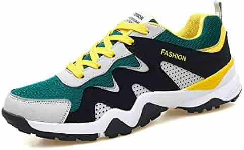 2d947ebc4b8c Mzq-yq Men s Sneakers Running Shoes Men s Casual Shoes Non-Slip  Wear-Resistant