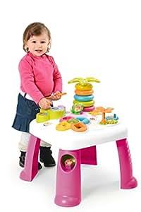 Cotoons - Mesa electrónica de actividades, color rosa (Simba Toys 211170)