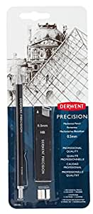 Derwent Mechanical Pencils 0.5, Precision, HB (2302428)