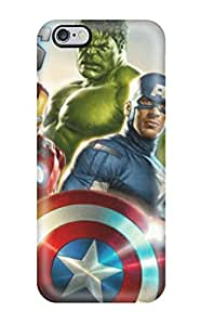 DOeuwRP4161AOqas Faddish The Avengers 47 Case Cover For Iphone 6 Plus