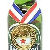 Gold Medal Beer Bottle Opener