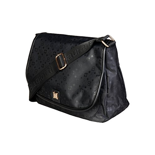 Genuine Biagiotti Women RRP Body Designer Cross Laura £119 Bag Black 00 Bag Crossbody gqYRn1