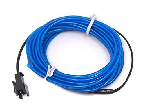 El Wire-Blue 3M by ZIYUN