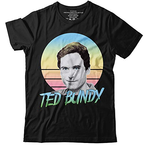 Ted-Bundy The Serial Killer Customized Handmade T-Shirt Hoodie/Long Sleeve/Tank -