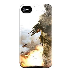High Quality Shock Absorbing Cases Iphone 5/5S -warfare 2