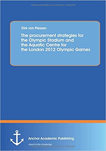 The procurement strategies for the Olympic Stadium and the