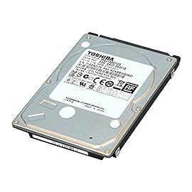 "Toshiba MQ01ABD 1 TB 2.5"" Internal Hard Drive MQ01ABD100 15 This Item Includes: Toshiba 3 Year Warranty Formatted capacity: 1,000 GB Form factor: 2.5 inch"