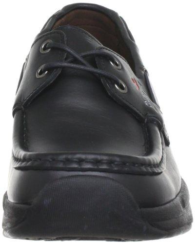 Chung Bogart Walkingschuhe Shi schwarz Schwarz Step Damen Comfort arqZw8a
