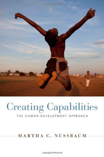 Creating Capabilities: The Human Development Approach (Nussbaum Outlets)