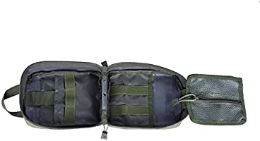 Huijukon Tactical MOLLE Rip-Away EMT Pouch Medical First Aid IFAK Pouch