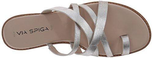 Reese Women's 2 Metallic Platinum Via Burma Spiga qgSHwv